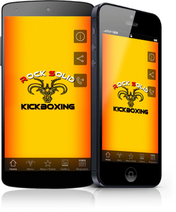 Rock Solid Kickboxing App